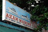Zanzibar Ferry Terminal - Azam Marine Co