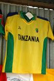 Tanzania shirt, Dar