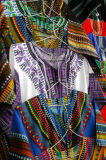 Colorful African shirts, Dar