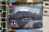 Painting of Mount Kilimanjaro for sale, Dar es Salaam