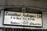 Zanzibar Antiques Ltd, Dar es Salaam, owned by Firoz Walli