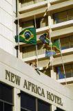 New Africa Hotel, Azikiwe St, Dar