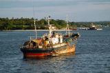 Harbor of Dar es Salaam