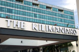 The freshly renovated Kilimanjaro, Dar es Salaam