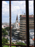 View of Dar es Salaam from the Lutheran Church