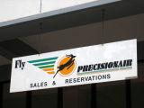 Precisionair Sales & Reservations, Samora Ave, Dar es Salaam