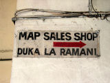 Government Map Sales Shop, Kivukoni Front, Dar es Salaam