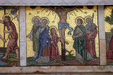 Center panel, Anglican Cathedral Altar, Zanzibar