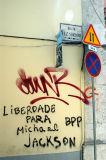 Barrio Alto graffiti, Rua Luz Soriano