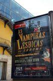 Teatro-Estúdio Mário Viegas showing As Vampiras Lésbicas de Sodoma