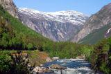 Rauma River, Romsdalen, south of Åndalsnes