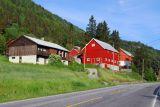 Farm along E136, Romsdal