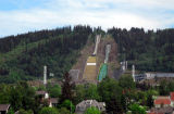 Lillehammer Olympic Park from the 1994 Winter Games