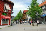 Main pedestrian zone, Lillehammer