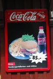 Hamburger, Fries & Coke, US$13