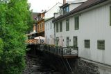 Mesna River passing through Lillehammer