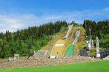 Lillehammer Olympiapark Ski jumps