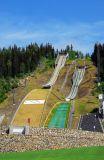 Ski jumps, Lillehammer