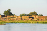 There is an interesting little village on an island in the Niger River across from Ayorou