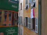 Nice/ l'oeil du touriste