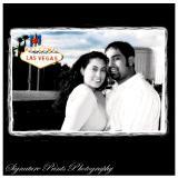 Jeremy & Christine's  E/S LV, Wedding AKCC