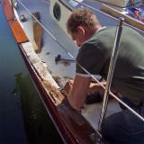 Repairing Cap Rails