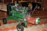 Duesenberg Model J Engine