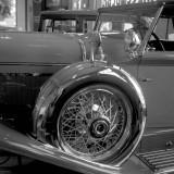 1930 Duesenberg Spare