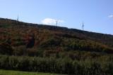Windmills near Troy