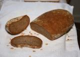 Rye Loaf #01 - Cut
