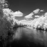 Schuylkill River Scene (760 nm)