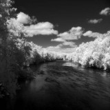 Schuylkill River Scene (720 nm)