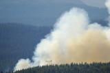 Tanker Drop Approach Howland Fire