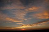 Sunset & Moonrise 02 Oct 2012