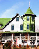 Mentone Springs Hotel 8x10