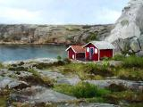 red shack 12x9
