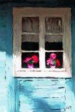 blue window 8x12