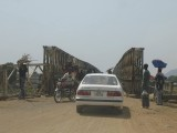 Juba Bridge - the only Nile crossing in all of Southern Sudan