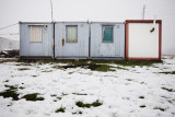 Container camp in Plementina