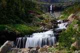 Lunch Creek Cascade