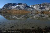 Greenstone Lake, 20 Lakes Basin