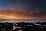 The wide angle sunset (1)