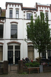 Bosch en Vaart; the first building around 1905