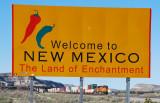 April 2009 railfanning trip to NM, AZ and KS