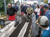 outdoor G-scale live steam