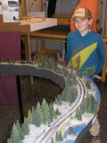 British Columbia in Z-scale