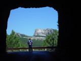 Mt Rushmore with Brady tribute SD