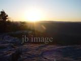 Shenandoah NP VA sunrise