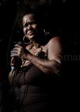 Lisa Hunt,  at Tyrrells Wine and Jazz Festival