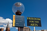 Street camera and Freedom for Arts